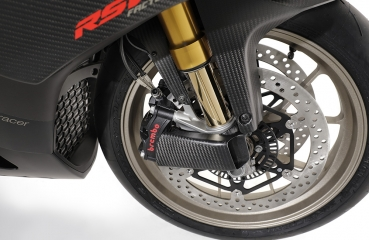 Brake cooling Aprilia with 330mm brake discs
