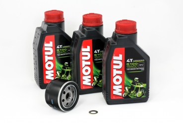 Service package oil change Aprilia Shiver / Dorsoduro V2 engines 750/900ccm