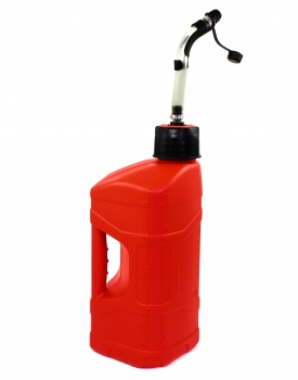 Quick tank canister plastic