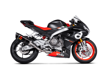Akrapovic Racing for Aprilia RS 660
