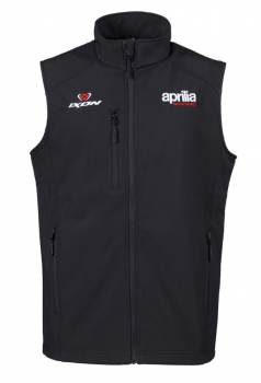 Aprilia racing softshell vest 2020