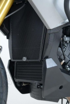 Radiator guard for Aprilia Caponord 1200