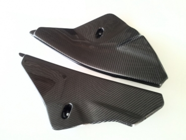 Carbon side fairing Aprilia Dorsoduro 1200