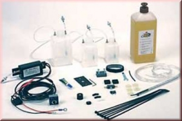 CLS EVO chain lubrication system