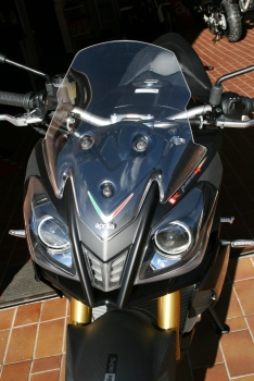 High Windshield Aprilia Tuono V4R until 2014