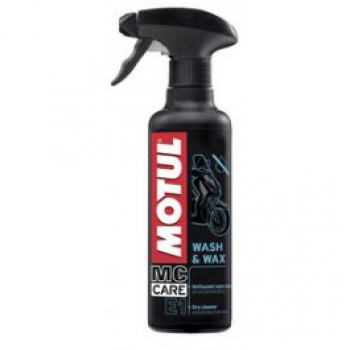 Motul MC CARE ™ E1 WASH & WAX