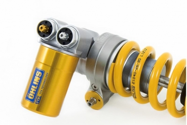 Öhlins TTX GP suspension  strut for Aprilia RSV4 + Tuono V4