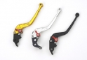 Adjustable clutch lever for Aprilia RSV4 and Tuono V4R