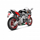 Akrapovic Racing Slip On Carbon Aprilia RSV4 RR + RF und Tuono ab 2017