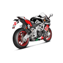 Aprilia Akrapovic Slip On Carbon Aprilia RSV4 RR + RF until 2016
