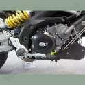 Coupling and alternator cover protection R&G Racing for Aprilia Dorsoduro 1200 and Caponord 1200