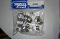 Samco hose clamps set Aprilia V4 models